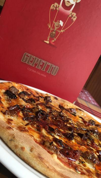 Pizza Gepetto Centro