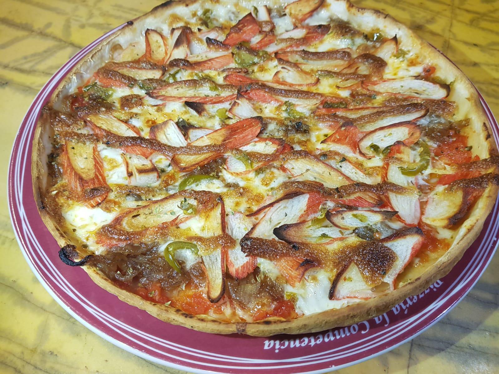 Pizza de la Competencia Avilés