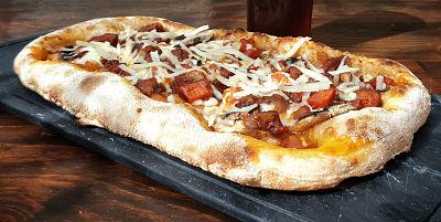 Pizza de Restaurante Italiano Scaletta5