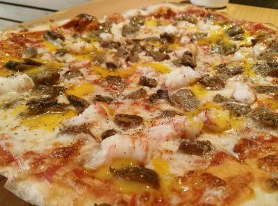 Pizza de Trattoria La Peppa