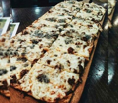 Pizza del Último chigrero